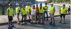 Balade insolite en hoverboard à Paris