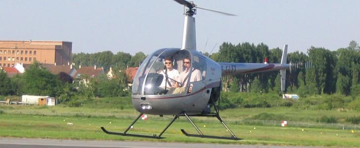 Vol initiation en hélicoptère Brive-La-Gaillarde