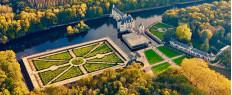 Vol en montgolfière sur les Chateaux de la Loire
