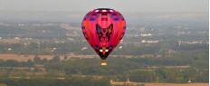 Vol en montgolfière Albi Tarn