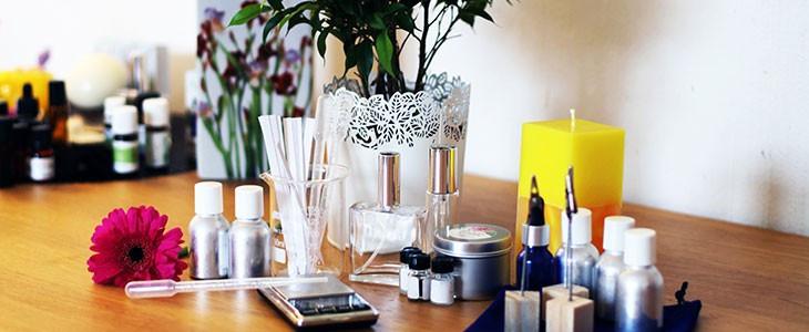 Atelier privatif d'aromathérapie à Dijon
