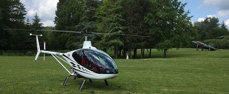 Vol en ULM autogire Thoiry Yvelines