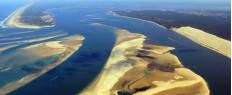 Baptême en hélicoptère Dune du Pyla