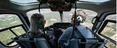 Vol initiation hélicoptère Gap Tallard
