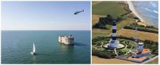 Vol en hélicoptère Ile d'Oléron