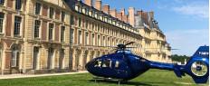 Vol en hélicoptère Paris Vallée de Chevreuse