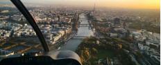Pilotage hélicoptère Paris - Toussus le Noble