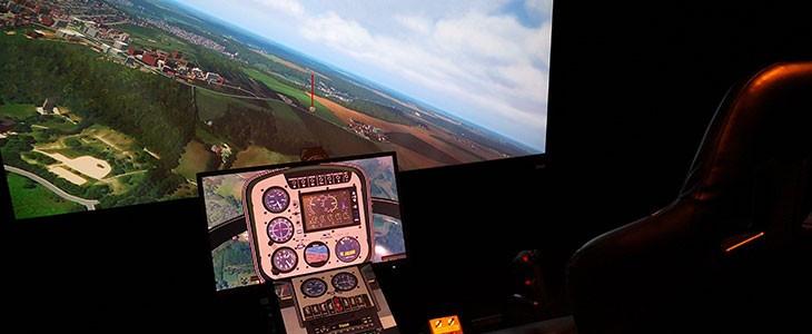 Simulateur de vol en hélicoptère Paris Toussus le Noble