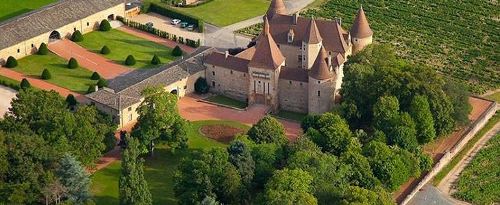 Vol en montgolfière Lyon - Survol du Beaujolais