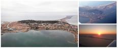 Vol en ULM pendulaire à Sète