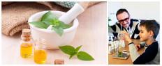 Atelier privatif création parfum parent/enfant à Dijon