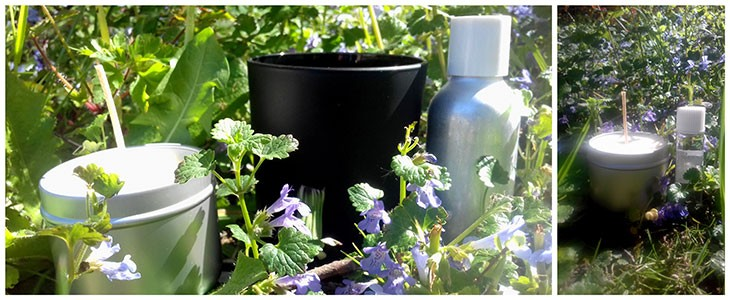 Atelier privatif de création de bougie parfumée à Dijon