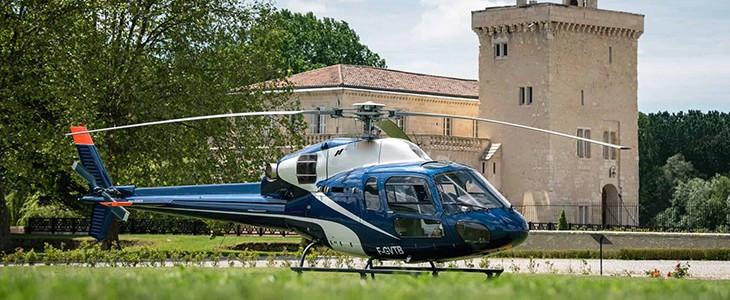 Vol hélicoptère Chalon Bourgogne