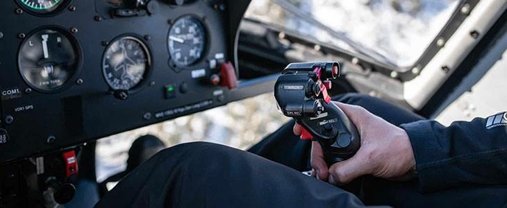 Pilotage hélicoptère Chalon Bourgogne