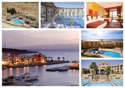4 star hotel jordanie