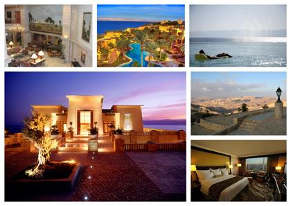 5 star hotel jordan