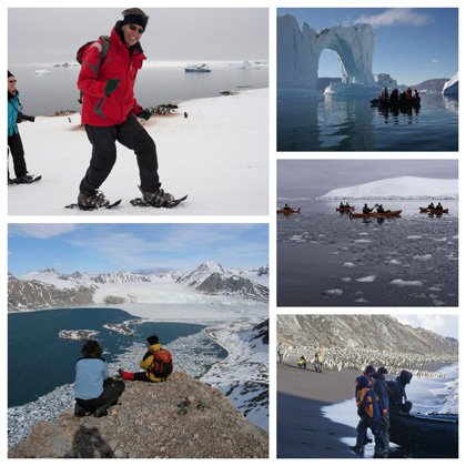 expéditions antarctique