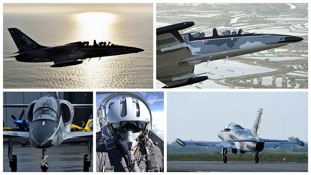 vol en avion de chasse tematis