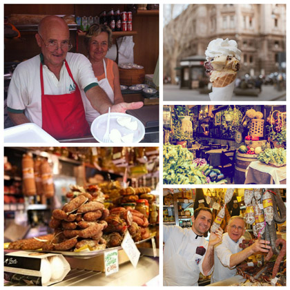 tour gastronomique rome