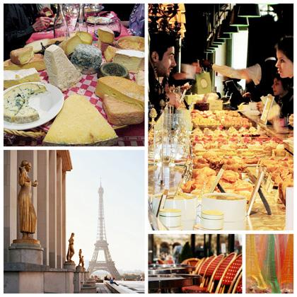 vacances cuisine paris