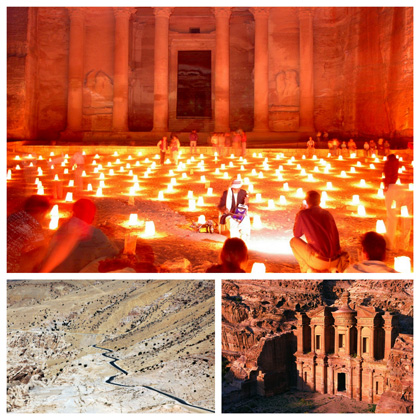 séjour jordanie