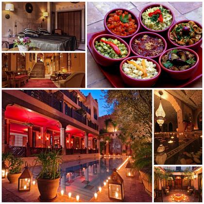 riyad la maison arabe marrakech
