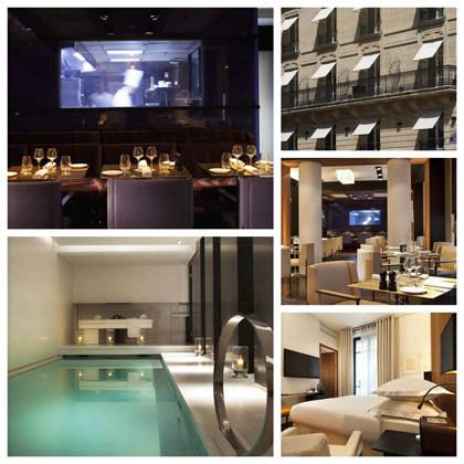 metropolitan hotel paris