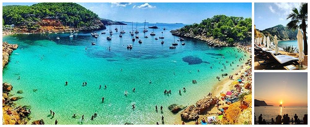 ibiza - plus belles plages