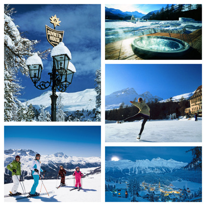 week-end ski st moritz suisse