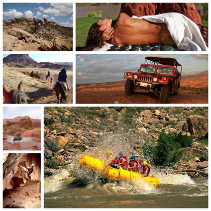 Activités Sorrel River Ranch