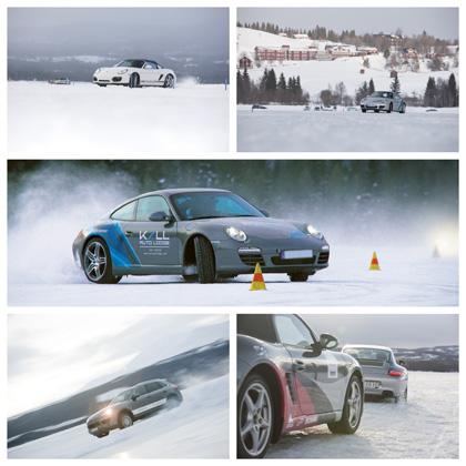 conduite sur glace suède