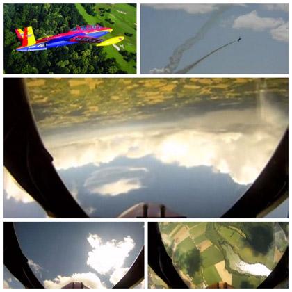 vol en avion de chasse rennes