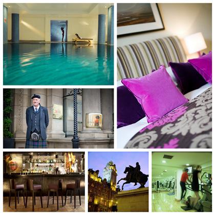 Hotel Balmoral Edimbourg